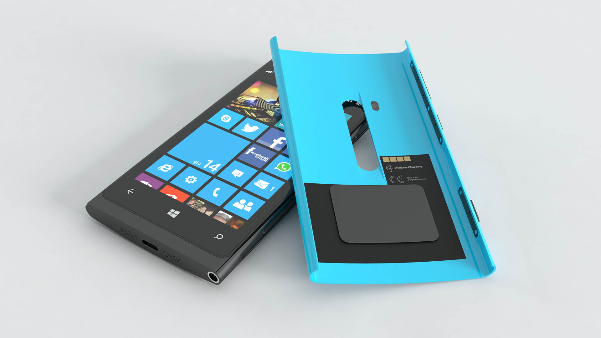 Nokia Lumia 880 cover