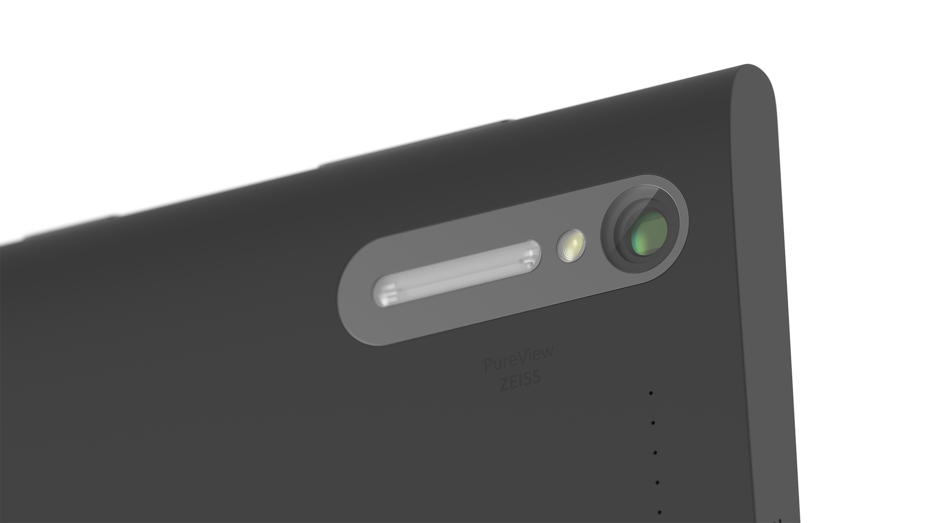 PureView camera Microsoft Lumia 850
