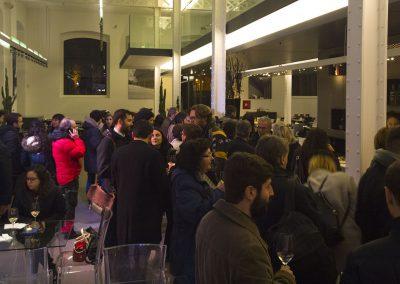 Festa di inaugurazione DAB7 al MAXXI