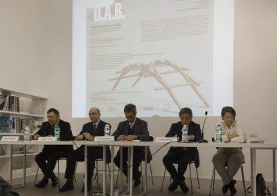 Inaugurazione della mostra DAB7 al MAXXI