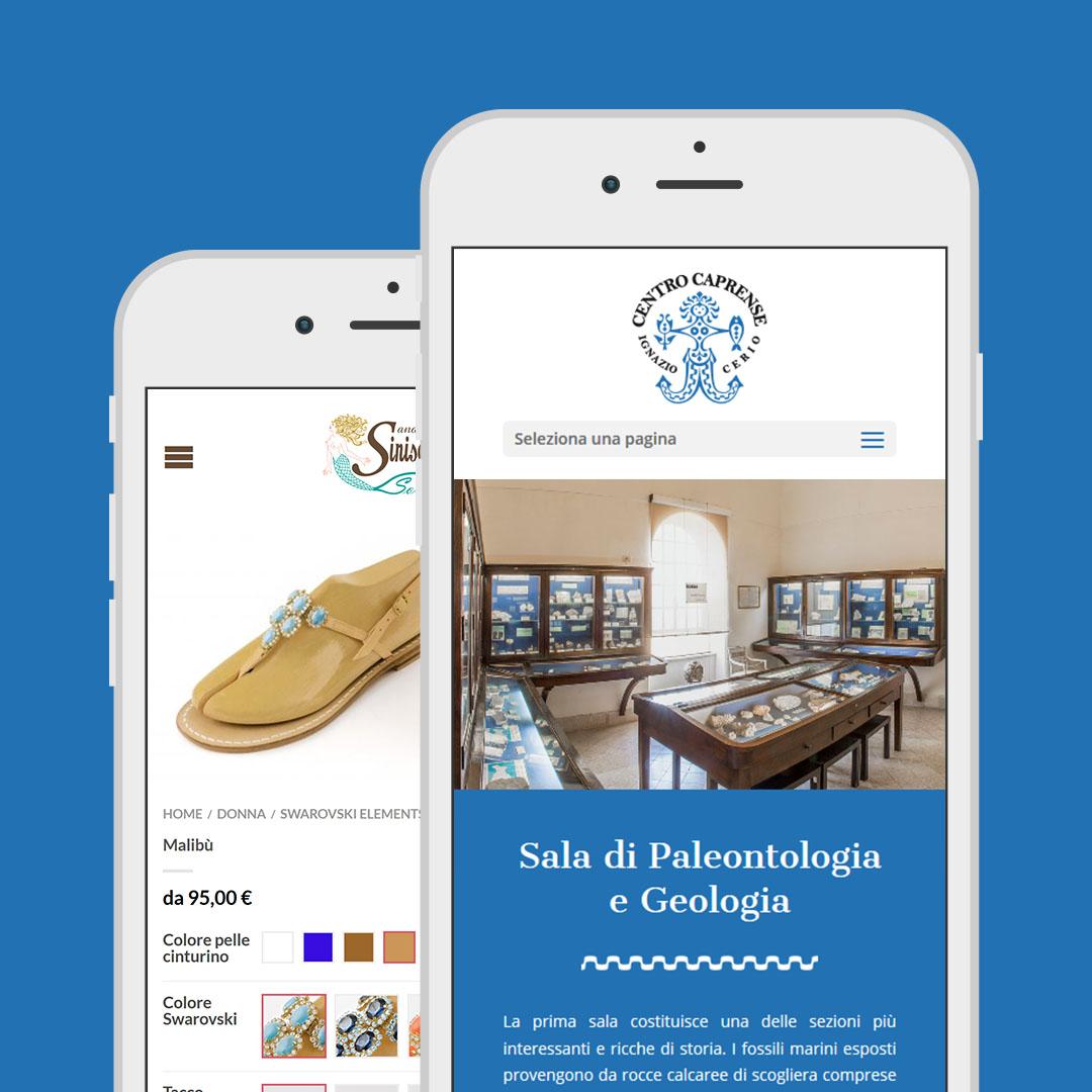 Web design ed e-commerce