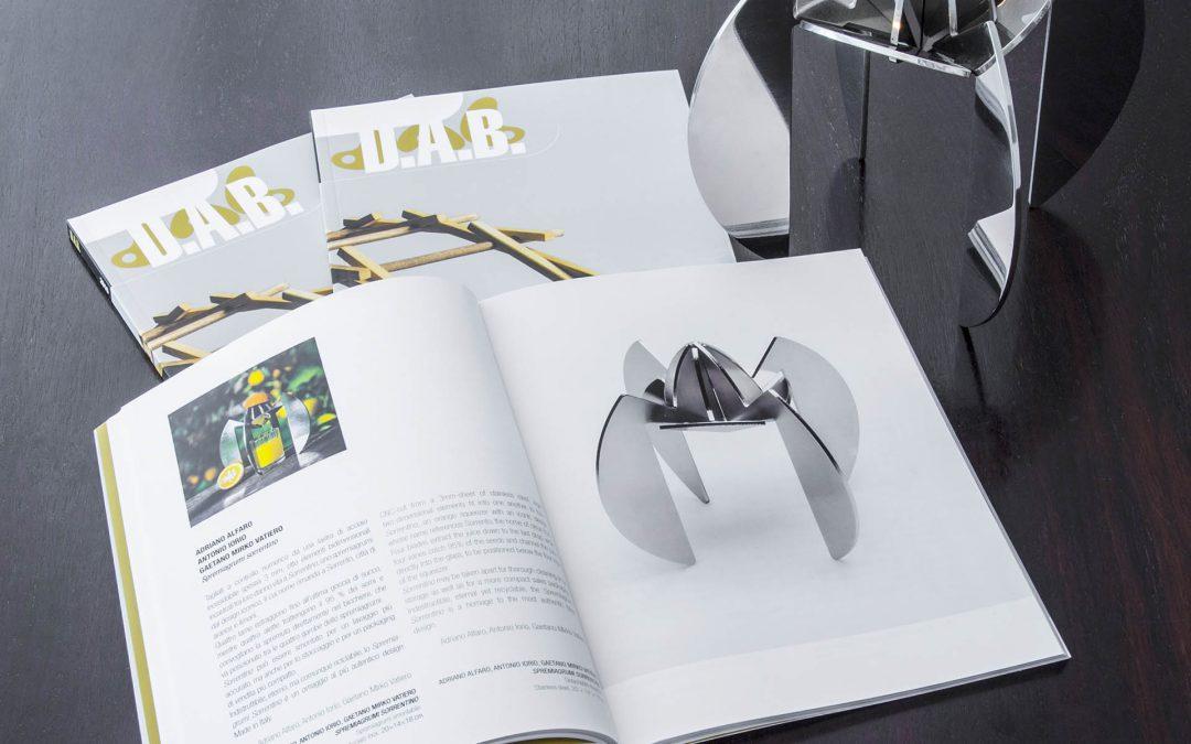 Catalogo DAB 2016, il concorso di Design per Artshop e Bookshop