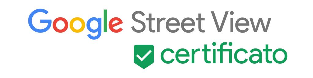 Badge fotografo Street View certificato