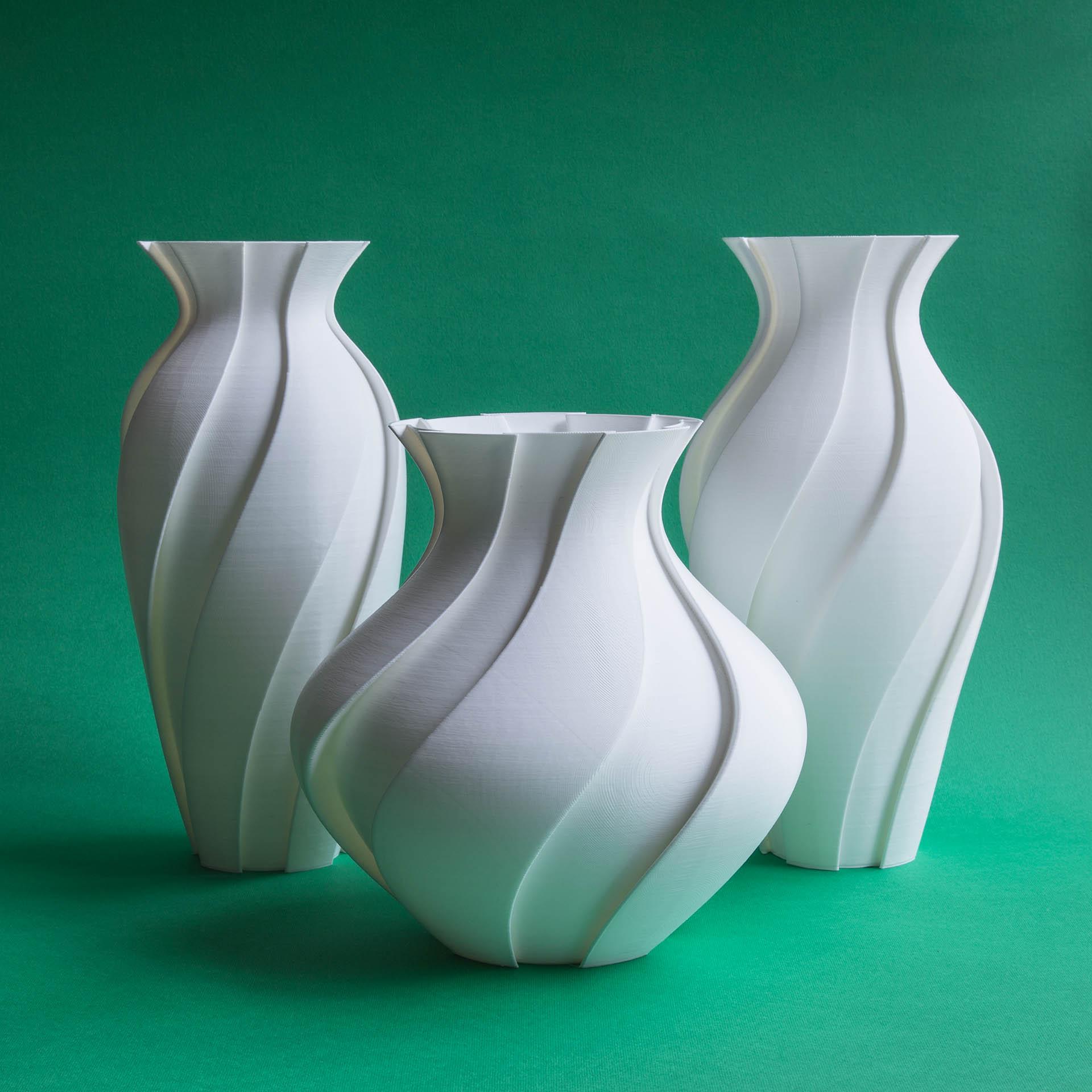 Collezione Vásame, Adriano Alfaro, vaso stampato 3D