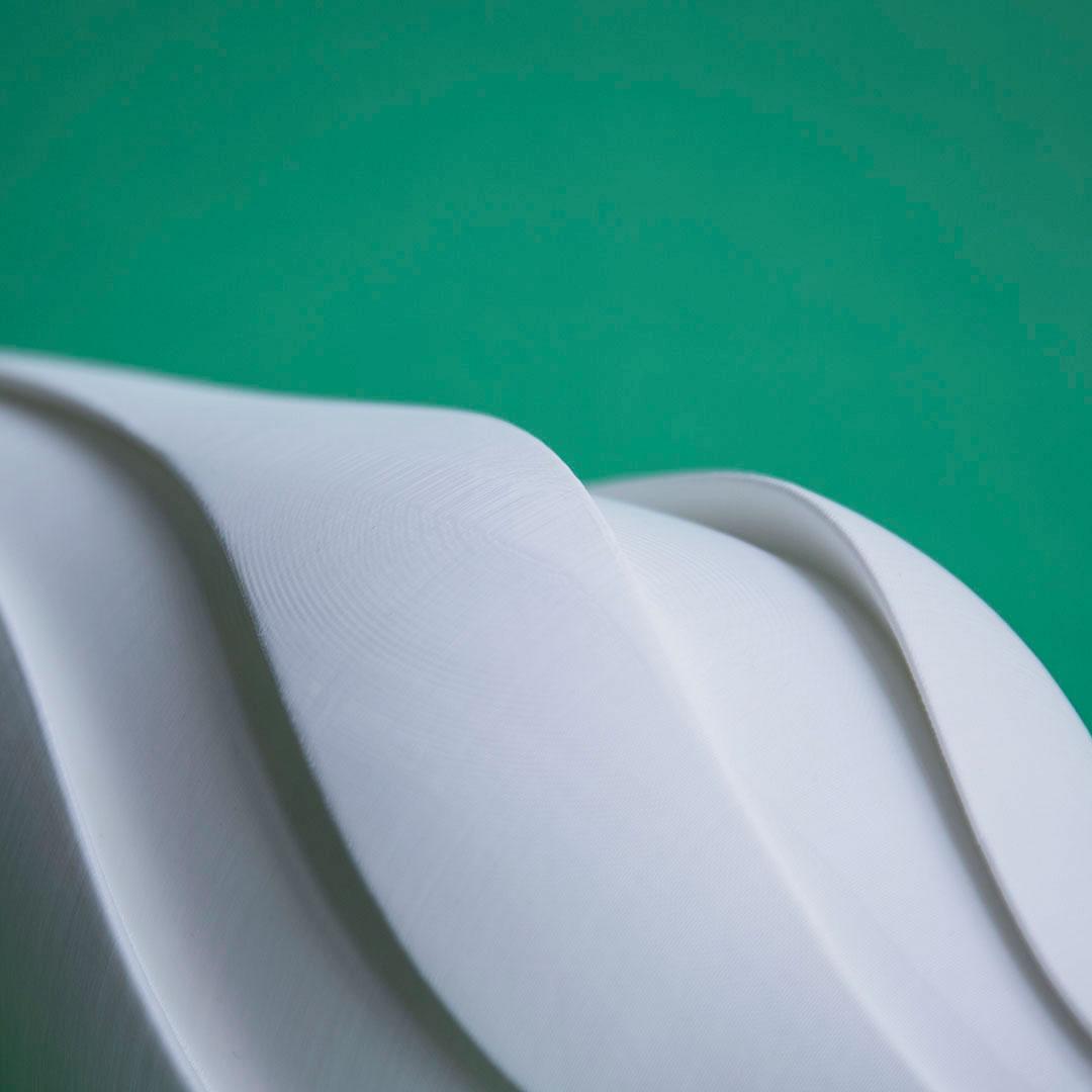 Vásame, macro del vaso stampato 3D