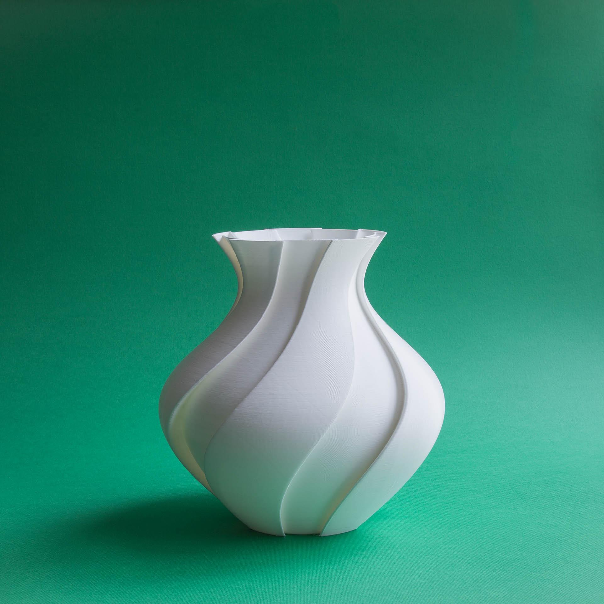 Vásame Kalpis, Adriano Alfaro, vaso stampato 3D