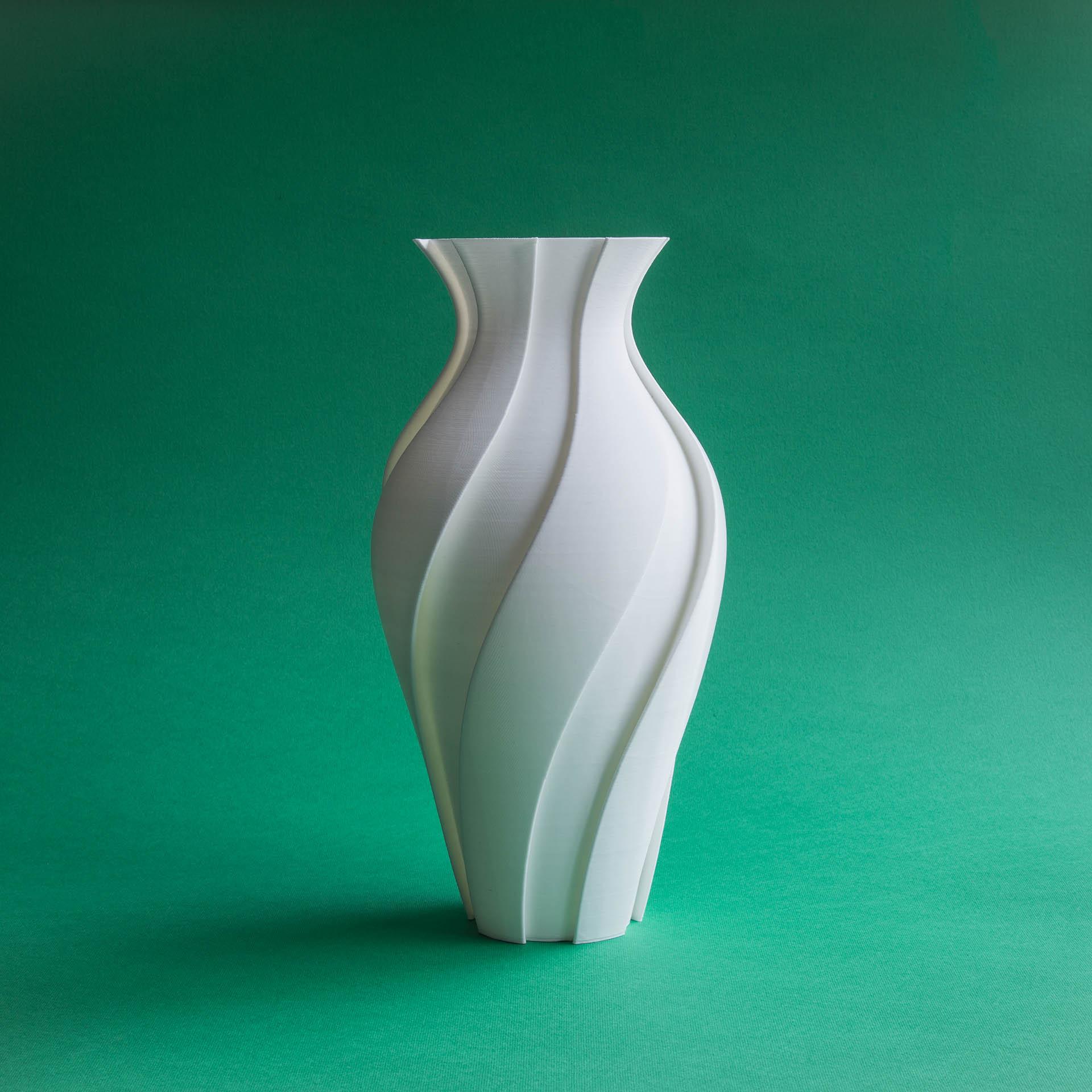 Vásame Krater, Adriano Alfaro, vaso stampato 3D