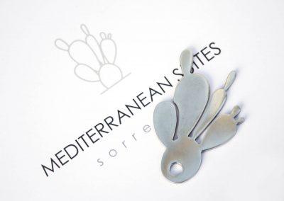 Portachiavi per Mediterranean Suites, Sorrento