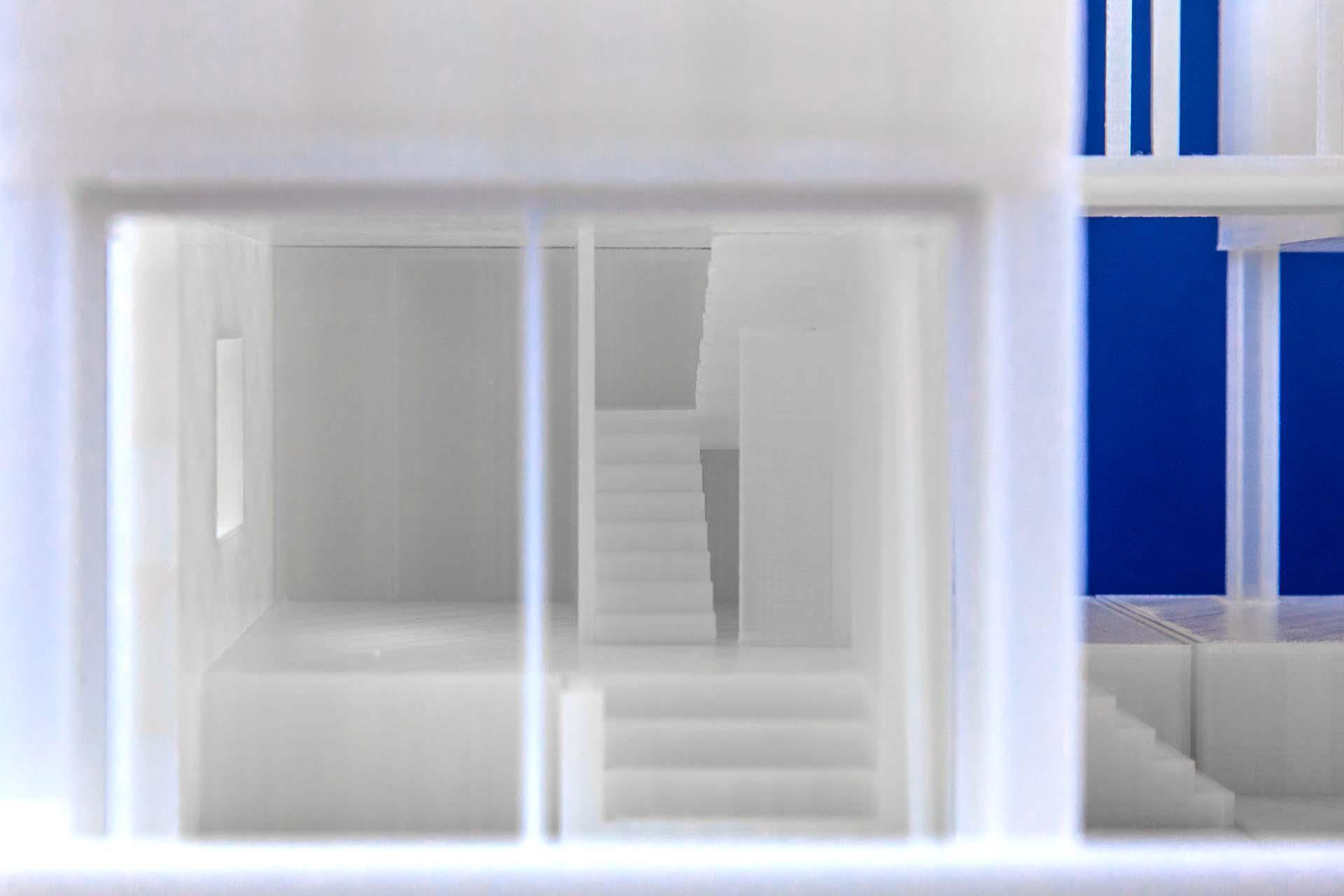 Stampa 3D modello di architettura