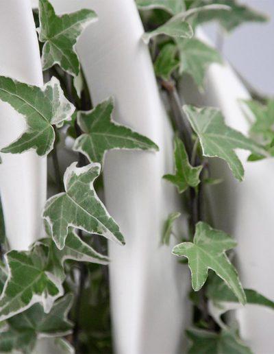 Abbracciame, vaso stampato 3D, by Adriano Alfaro e David Bitton, dettaglio delle spire