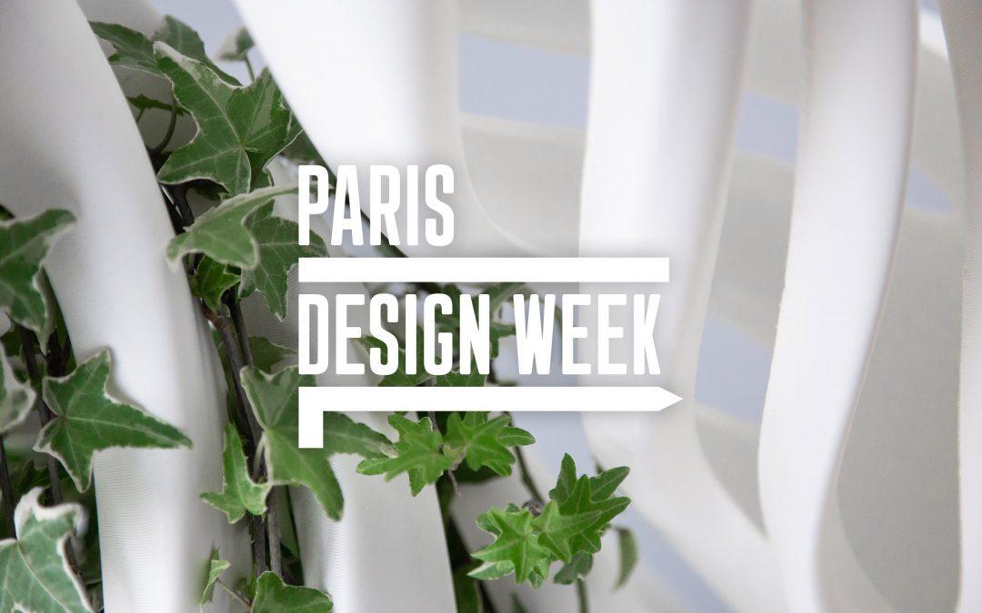 Abbracciame, il vaso stampato 3D, alla Paris Design Week 2019