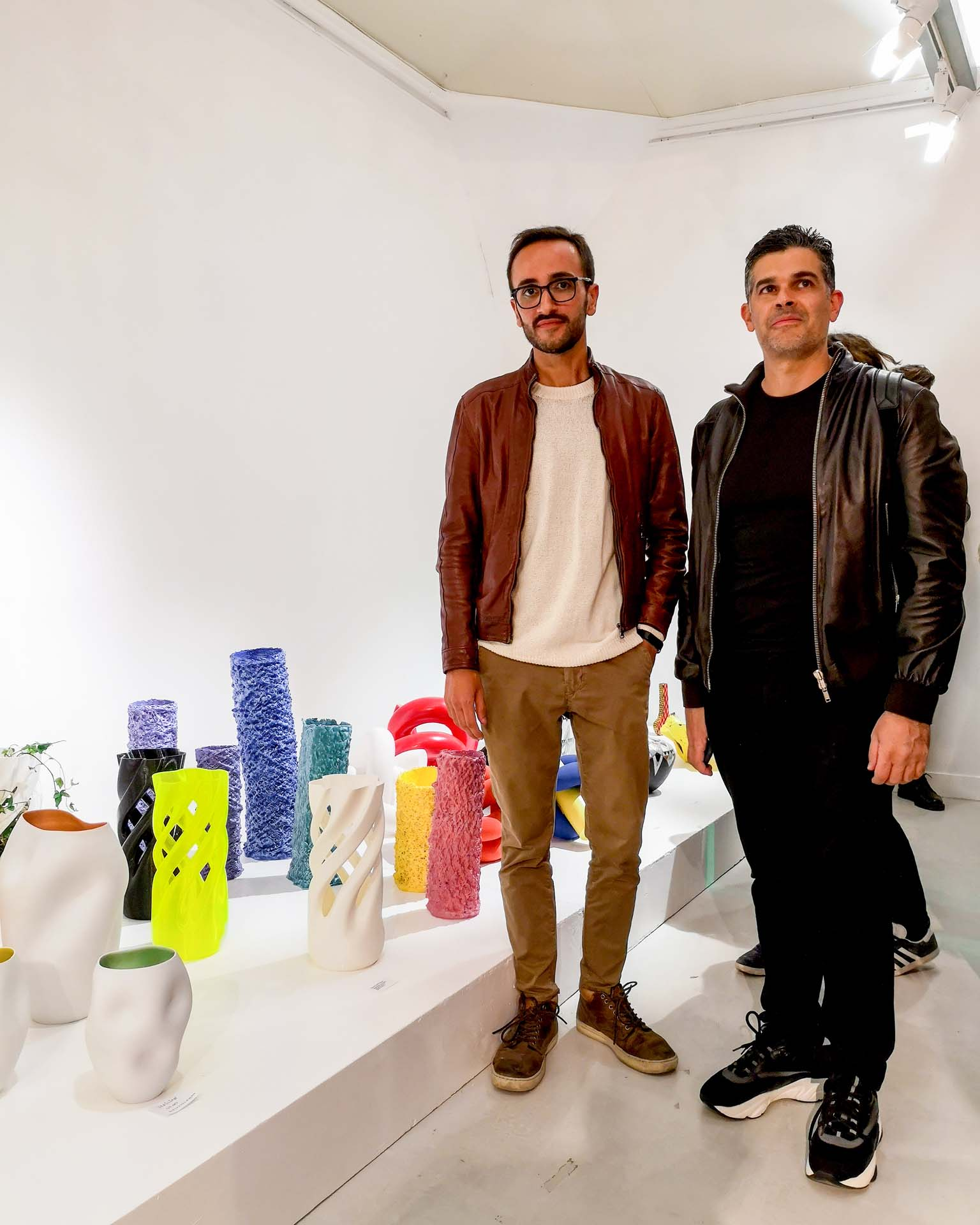 Adriano Alfaro & David Bitton @ 1000 VASES, Paris Design Week 2019